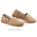 VISCATA handgefertigt in Spanien Women's Barceloneta authentische und originelle Espadrille-Flats