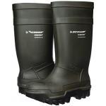 Dunlop Protective Footwear Purofort Thermo+ full safety Unisex-Erwachsene Gummistiefel Grün 43 EU