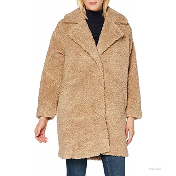 Herrlicher Damen Tabby Short Fake Fur Jacke
