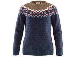 Fjällräven Damen Övik Knit Sweater W Sweatshirt