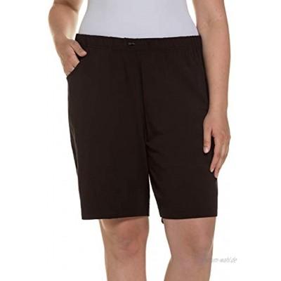 Ulla Popken Damen Jersey Shorts