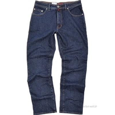 Pierre Cardin Herren Stretch Jeans Dijon 3231 161 02 Blue Black Comfort Fit