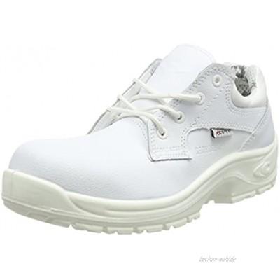 Cofra 10120-001 ADRIANUS WHITE S2 SRC Sicherheitsschuhe Weiß Größe 39