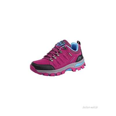 ღLILICATღ Leichter atmungsaktiver rutschfester Wanderschuh-Laufschuh für Sportler Athletic Outdoor Walking Trekking Sneaker