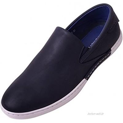 Absolute Footwear Herren Smart Casual Sommer Slipper Stil Boot Deck Loafer