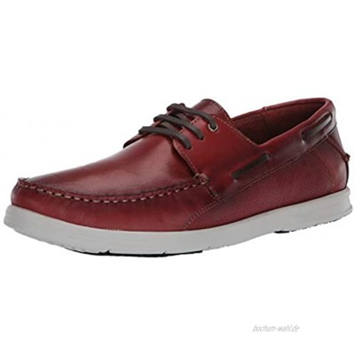 Driver Club USA Herren Made in Brazil Luxury Leather Boat Shoe Bootsschuh