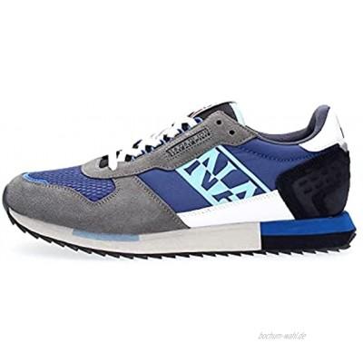 NAPAPIJRI Sneakers Casual Herren Blau Grau Modell Virtus Frühling Sommer 2021